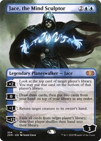 Jace, the Mind Sculptor (Showcase)