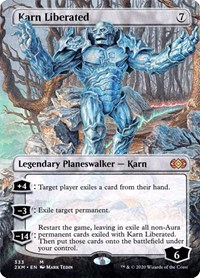 Karn Liberated (Showcase)