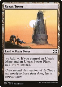 Urza's Tower, Magic: The Gathering, Double Masters