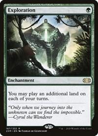 Exploration, Magic: The Gathering, Double Masters