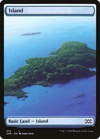 Island (375), Magic: The Gathering, Double Masters