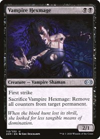 Vampire Hexmage, Magic: The Gathering, Double Masters