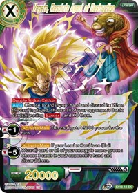 Vegeta, Resolute Agent of Destruction, Dragon Ball Super CCG, Special Anniversary Set 2020
