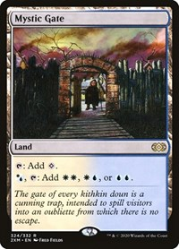 Mystic Gate, Magic: The Gathering, Double Masters