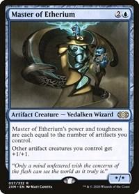 Master of Etherium, Magic: The Gathering, Double Masters