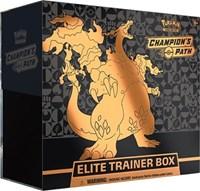 Champion's Path Elite Trainer Box, Pokemon, Champion's Path