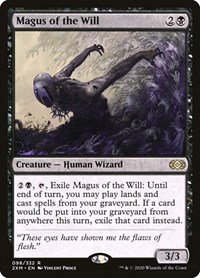 Magus of the Will, Magic: The Gathering, Double Masters