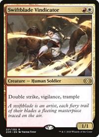 Swiftblade Vindicator, Magic, Double Masters
