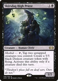 Skirsdag High Priest, Magic, Double Masters