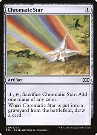 Chromatic Star, Magic: The Gathering, Double Masters