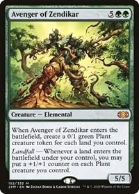 Avenger of Zendikar, Magic, Double Masters