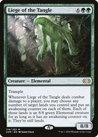 Liege of the Tangle, Magic: The Gathering, Double Masters
