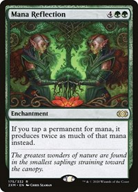 Mana Reflection, Magic: The Gathering, Double Masters
