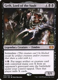 Geth, Lord of the Vault, Magic: The Gathering, Double Masters