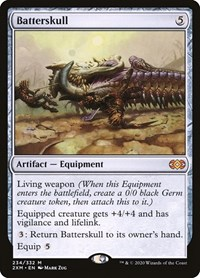 Batterskull, Magic: The Gathering, Double Masters