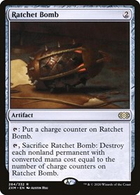 Ratchet Bomb, Magic: The Gathering, Double Masters