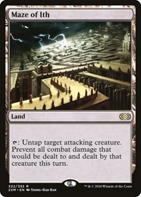 Maze of Ith, Magic: The Gathering, Double Masters