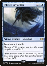 Inkwell Leviathan, Magic, Double Masters