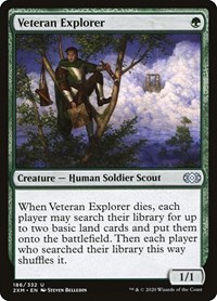 Veteran Explorer, Magic: The Gathering, Double Masters