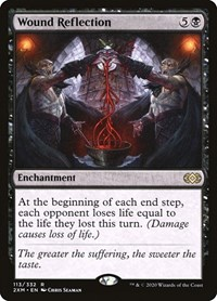 Wound Reflection, Magic: The Gathering, Double Masters
