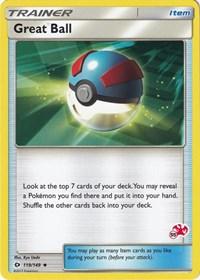 Great Ball - 119/149 (#55 Charizard Stamped), Pokemon, Battle Academy