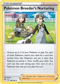 Pokemon Breeder's Nurturing, Pokemon, SWSH03: Darkness Ablaze