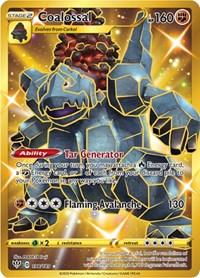 Coalossal (Secret), Pokemon, SWSH03: Darkness Ablaze