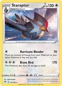 Staraptor, Pokemon, SWSH03: Darkness Ablaze
