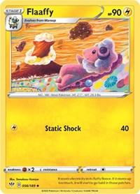 Flaaffy, Pokemon, SWSH03: Darkness Ablaze
