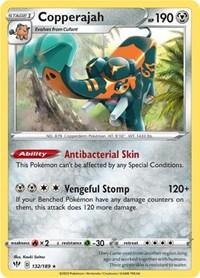 Copperajah, Pokemon, SWSH03: Darkness Ablaze