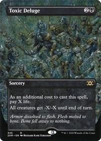 Toxic Deluge (Borderless) (Foil)