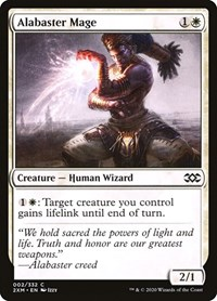 Alabaster Mage, Magic, Double Masters