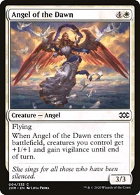 Angel of the Dawn, Magic: The Gathering, Double Masters