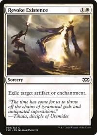 Revoke Existence, Magic: The Gathering, Double Masters