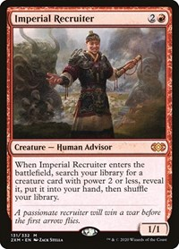 Imperial Recruiter (Foil)