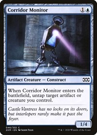 Corridor Monitor, Magic: The Gathering, Double Masters
