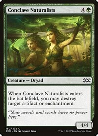 Conclave Naturalists, Magic, Double Masters