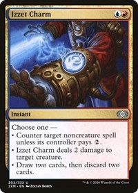 Izzet Charm, Magic: The Gathering, Double Masters