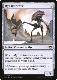 Myr Retriever, Magic: The Gathering, Double Masters