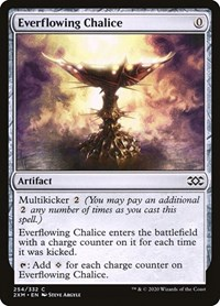 Everflowing Chalice, Magic, Double Masters