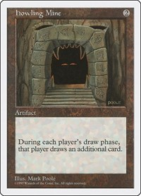 Howling Mine, Magic: The Gathering, Fifth Edition