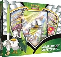 Galarian Sirfetch'd V Box, Pokemon, SWSH03: Darkness Ablaze