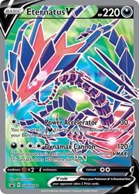 Eternatus V - SWSH044, Pokemon, SWSH: Sword & Shield Promo Cards