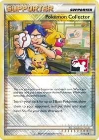 Pokemon Collector - 97/123 (League Promo), Pokemon, League & Championship Cards