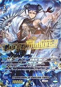 Prometheus of Dancing Lights, Cardfight Vanguard, V Promo Cards