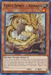 Tenyi Spirit - Adhara, YuGiOh, 2020 Tin of Lost Memories
