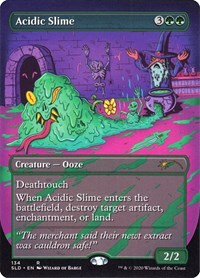 Acidic Slime, Magic: The Gathering, Secret Lair Drop Series