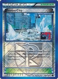 Frozen City (Team Plasma) - 100/116 (League Promo), Pokemon, League & Championship Cards