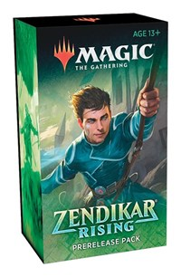 MTG Magic the Gathering Zendikar Rising Promo Pack Sealed