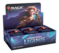 Commander Legends - Draft Booster Box, Magic, Commander Legends